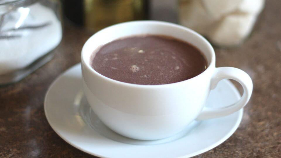 Hot Chocolate and Rumchata
