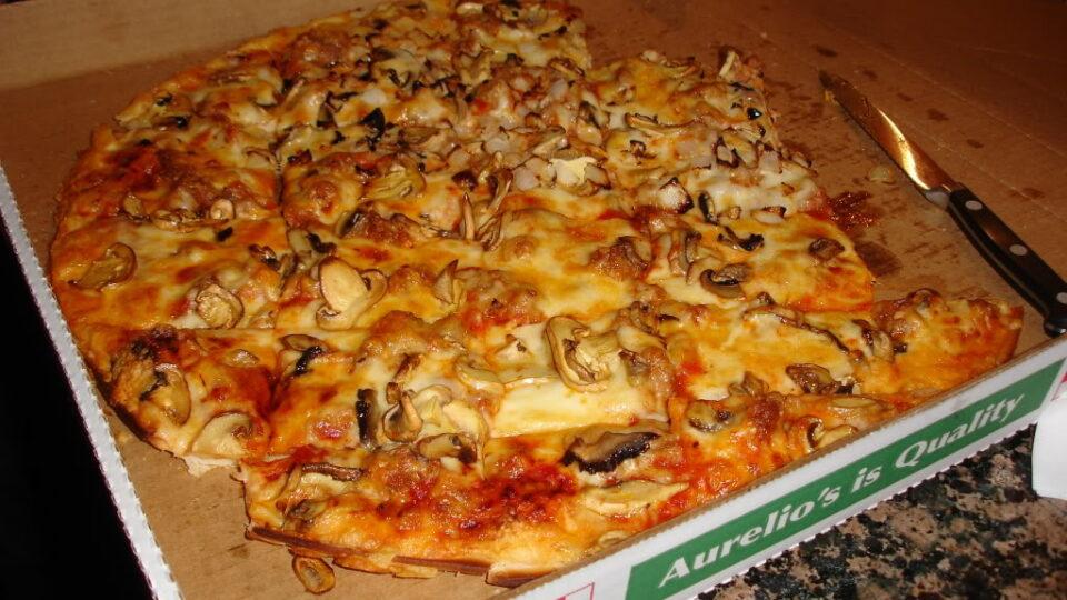 Aurelio's Pizza Sauce