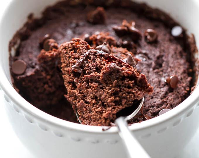 DIY Warm Delight Brownie in a Mug